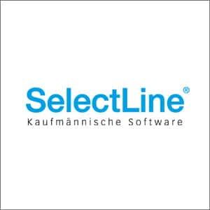 Logo Selectline - kaufmännische Software