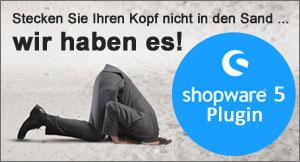 Logo Shopware Plugin 5