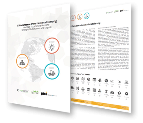 Internationalisierung im E-commerce Whitepaper