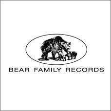 Logo Bear Family Records