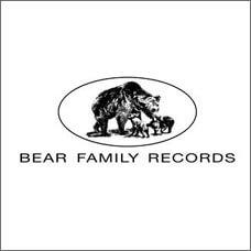 Logo Bear Family Records