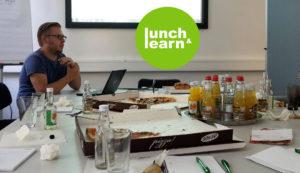 Mittagspause im Büro - Karriere bei brickfox