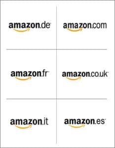 amazon logo - international