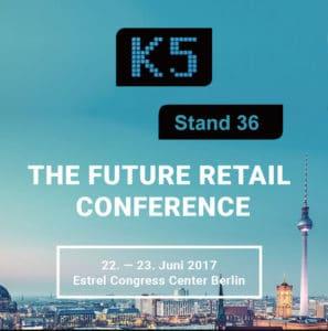 Logo K5 Messe 2017 Berlin