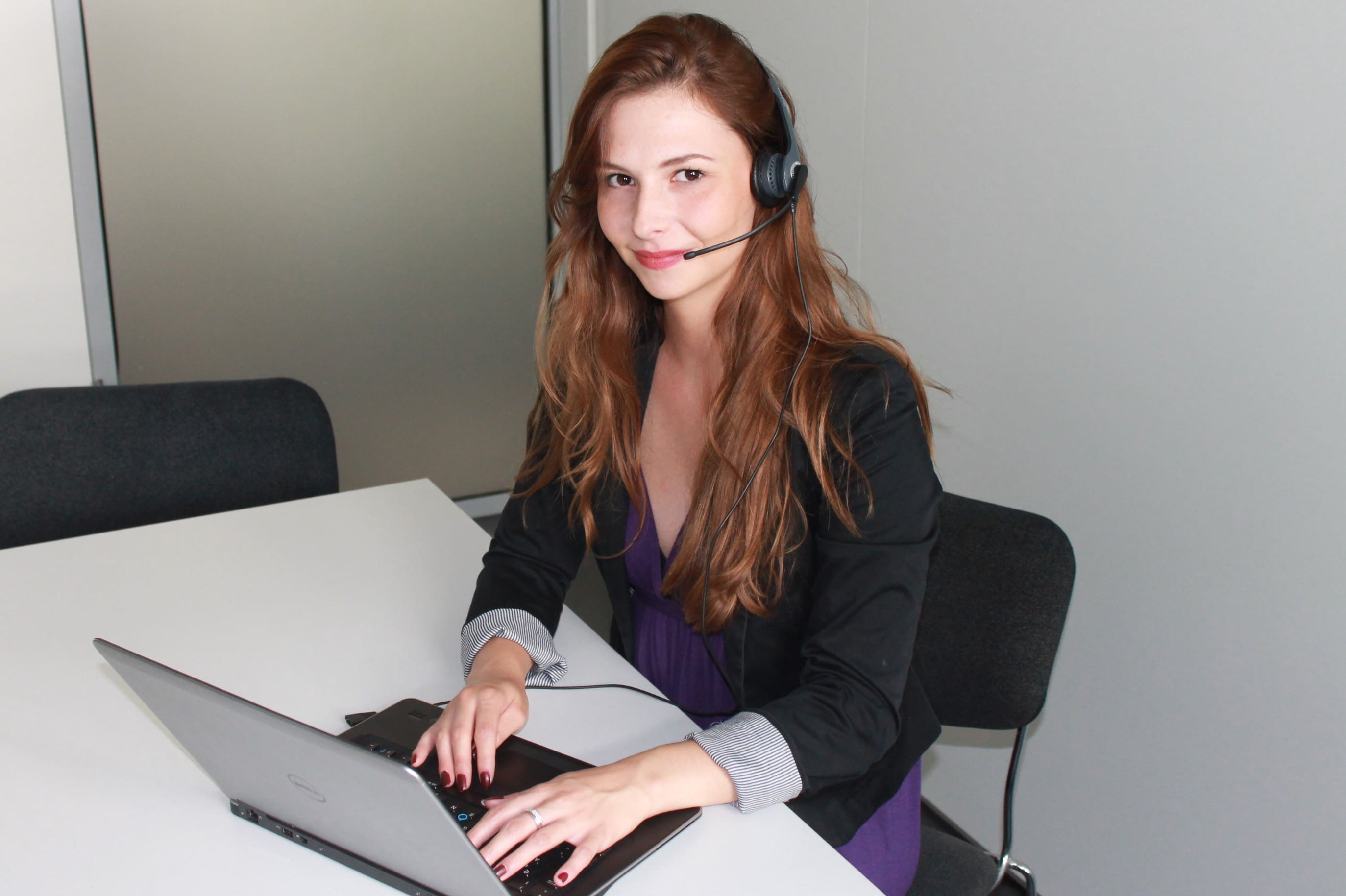 Athina beim Webinar
