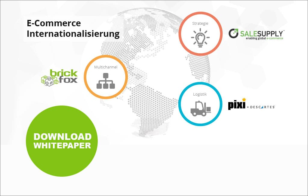 eCommerce Internationalisierung - Download Whitepaper